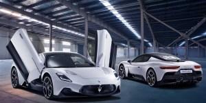Supercar Terbaru Maserati, MC20 Dibanderol Rp 9 Miliar