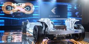 Foxconn Kini Bermain Mobil Listrik
