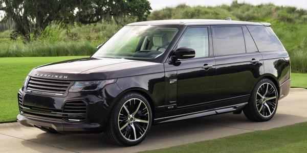 Range Rover Sandringham Edition, Serba Lima