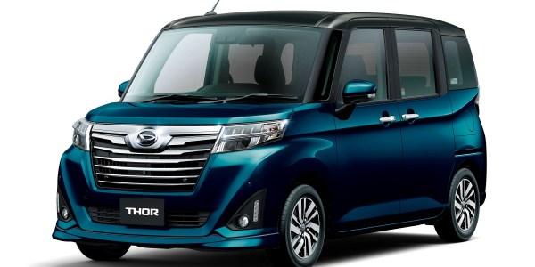 Daihatsu Thor di Jepang Kini Lebih Aman dan Nyaman, Ini Alasannya