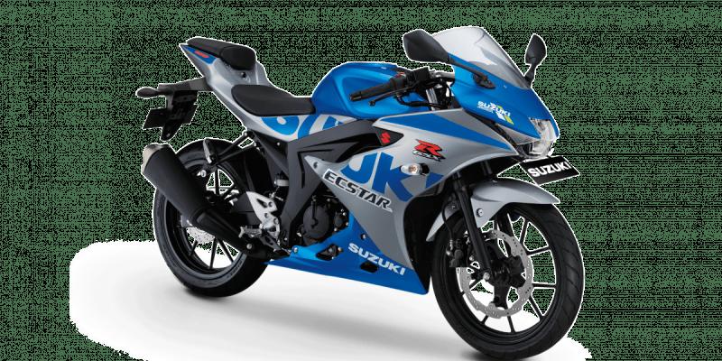 Suzuki GSX-R150 Hadir dengan Livery Tim Suzuki Ecstar MotoGP