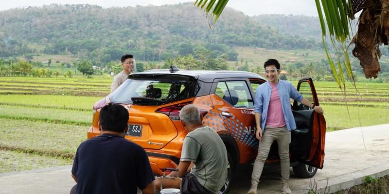Cara Unik Nissan Ajak Dua Netizen Kenalkan Mobil Listrik Kicks e-Power