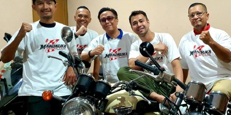 MRTI Tunjuk Raffi Ahmad Sebagai Brand Ambassador