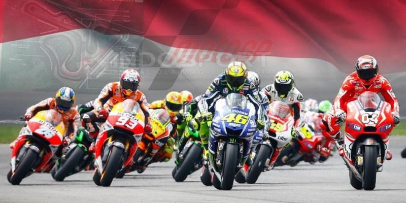 Tuan Rumah MotoGP 2021, Indonesia Bentuk Tim Balap