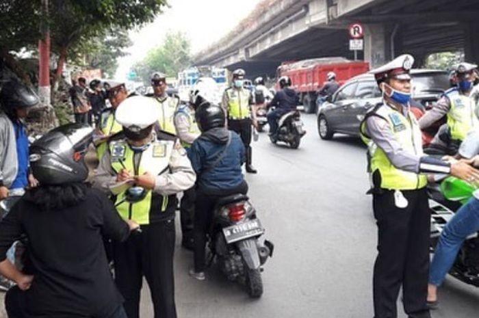 Minggu Depan Ditlantas Polda Metro Jaya Gelar Operasi Zebra