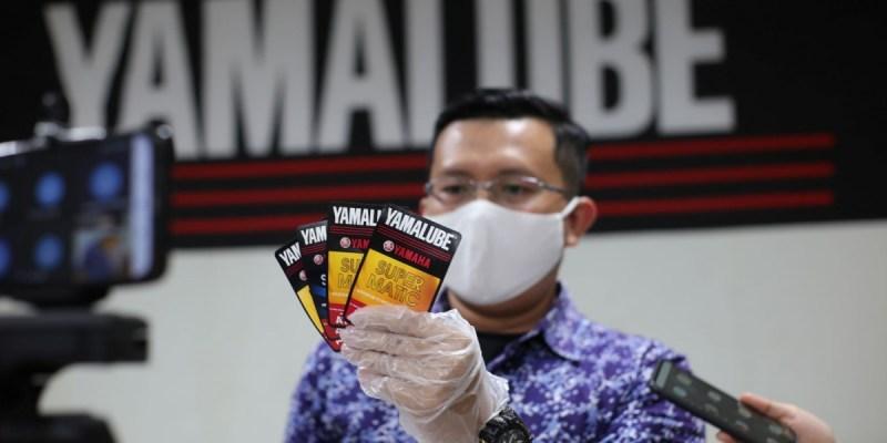 "Yamaha Umumkan Pemenang Program ""Sobek Label Oli Yamalube"""