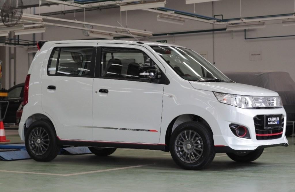 Suzuki Karimun Wagon R Versi Terbatas Dorong Target Penjualan Suzuki
