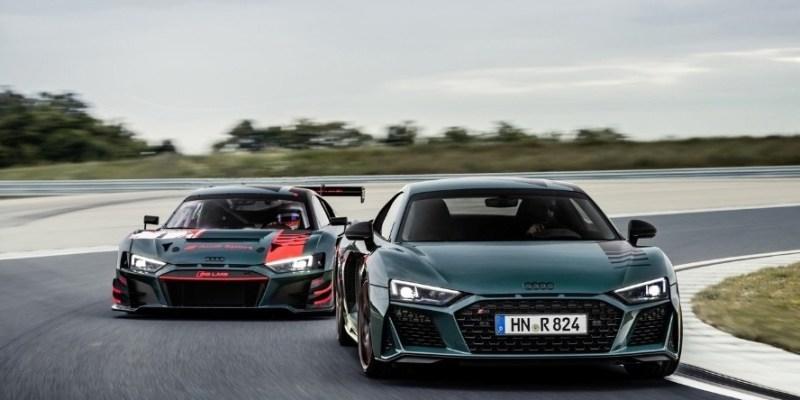 Hanya 50 Unit Di Dunia, Audi Suguhkan R8 Green Hell Untuk Kepuasan Sesungguhnya