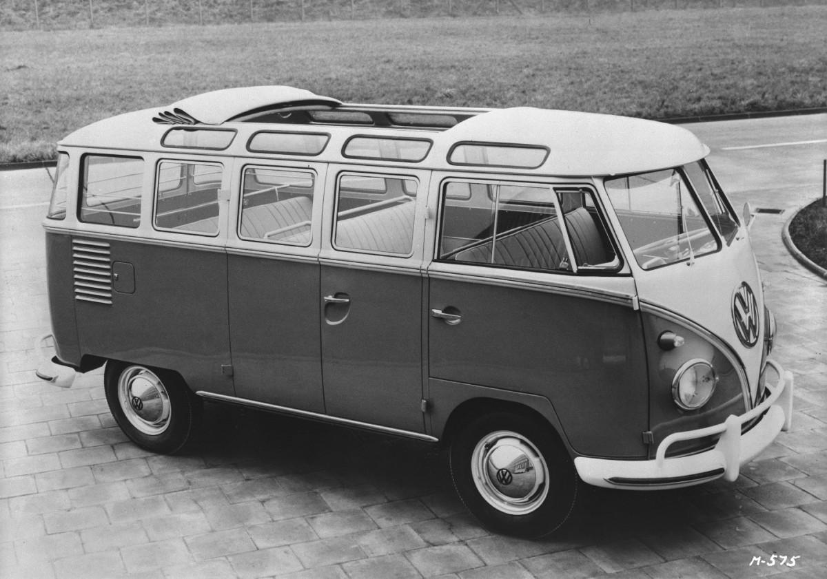 VW Samba 23 Window, Dari Woodstock Hingga Waikiki