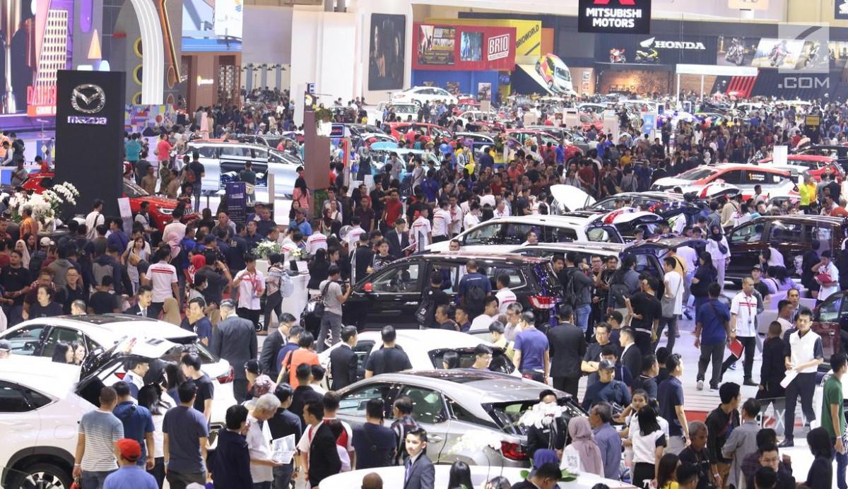 Industri Otomotif Butuh Insentif Untuk Capai Sisa Target Tahun 2020