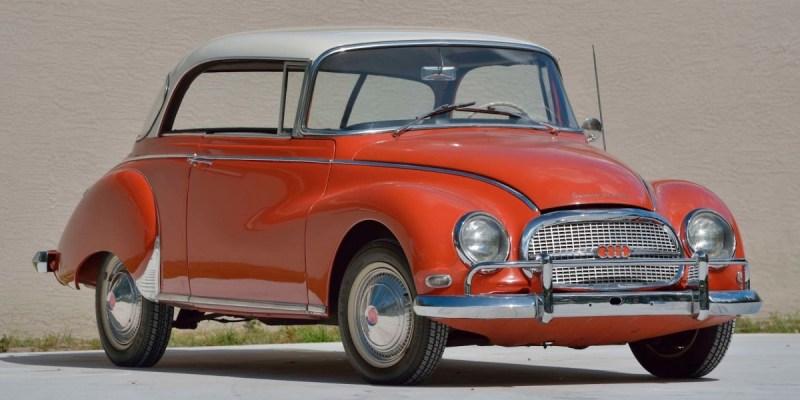 Auto Union 1000 S 1960, Sebuah Antithesis Audi
