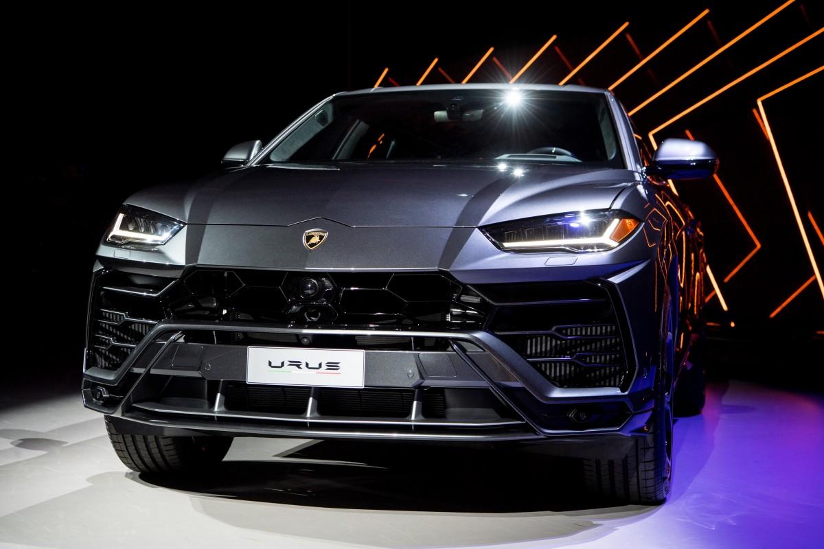 Lamborghini Urus, Hasil Kawin Silang Berbagai Vendor