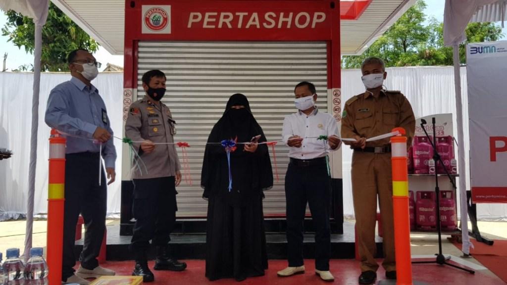 Perluas Titik Operasional, 54 Pertashop Hadir di Jawa Barat