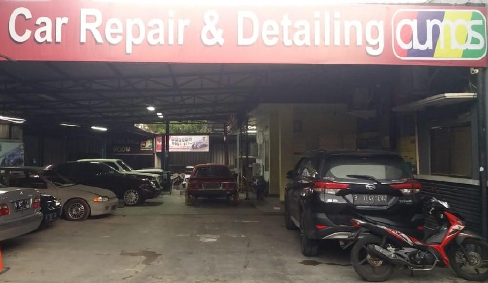 Aumos Car Repair & Detailing, Atasi Berbagai Keluhan Mobil Anda