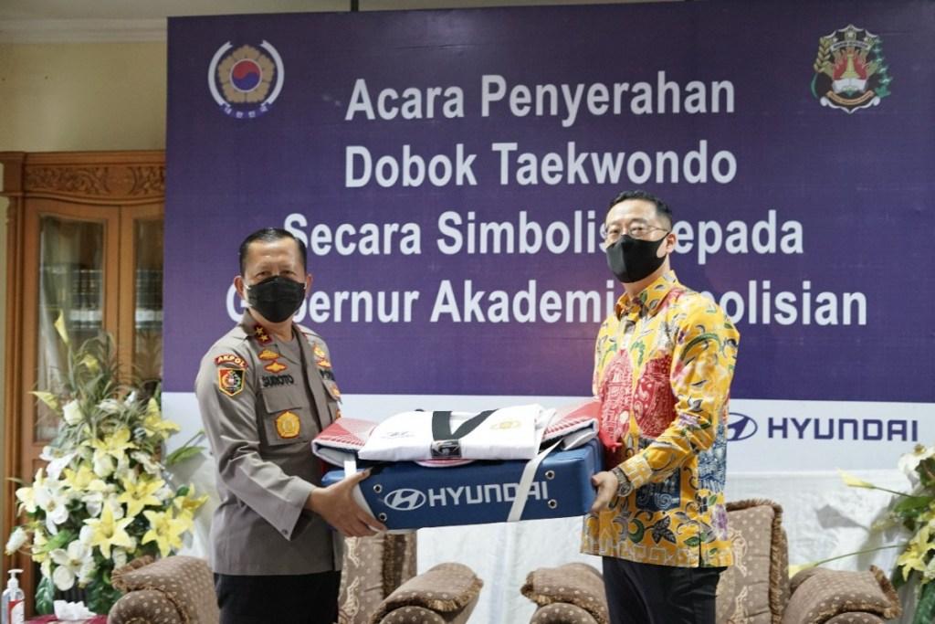 Dukungan Hyundai Untuk Akademi Kepolisian Indonesia