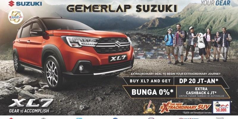 'Gemerlap Suzuki', Program Spesial PT SIS di Akhir Tahun