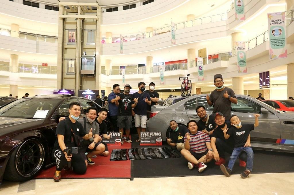 Indonesia Automodified Tangerang, Ini Dia Peraih The King Players