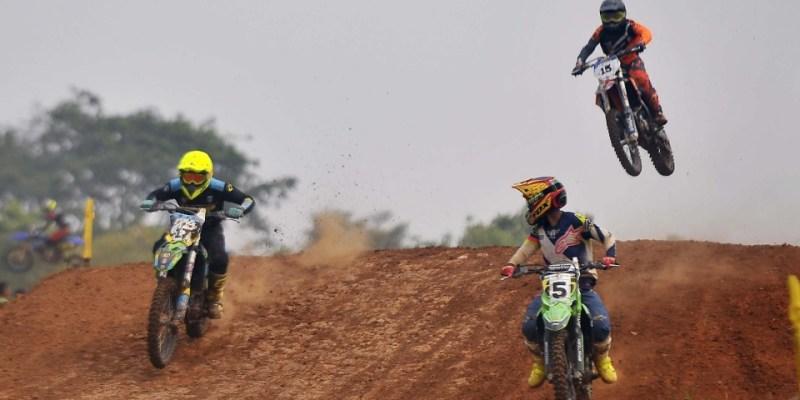 Penggemar Motocross Wajib Coba Hidden Valley Track