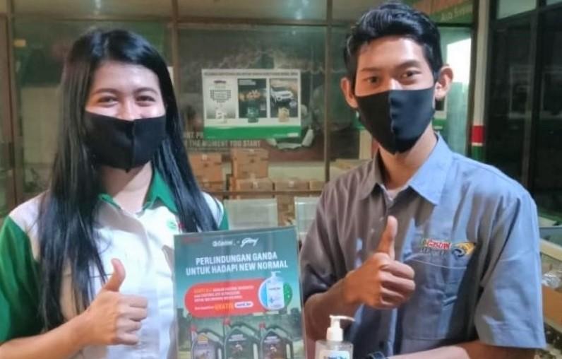 Kerjasama Godrej dan Castrol Wujudkan #IndonesiaTerlindungi