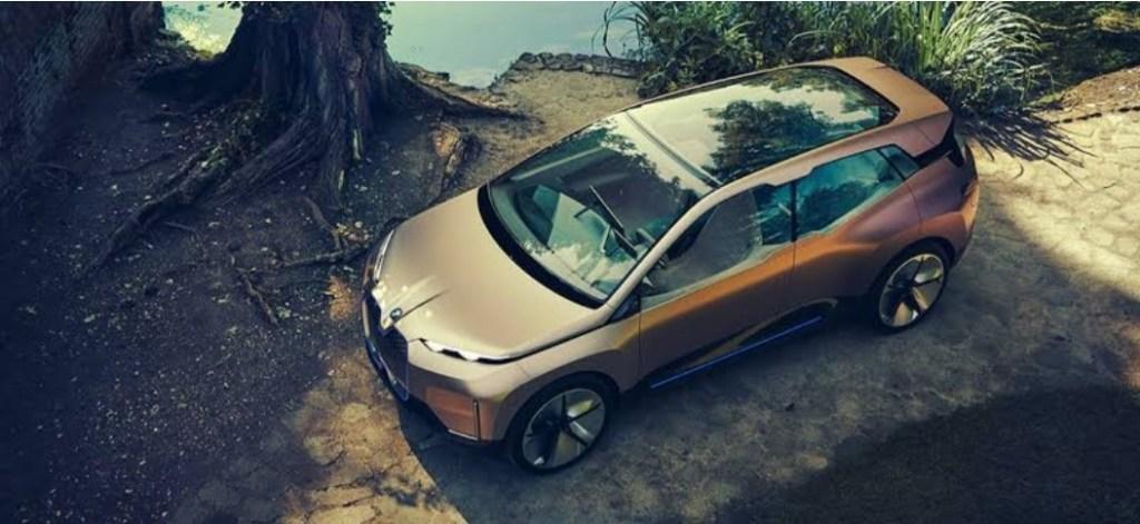 BMW Siapkan EV Terbaru Berbasis Konsep SUV iNext