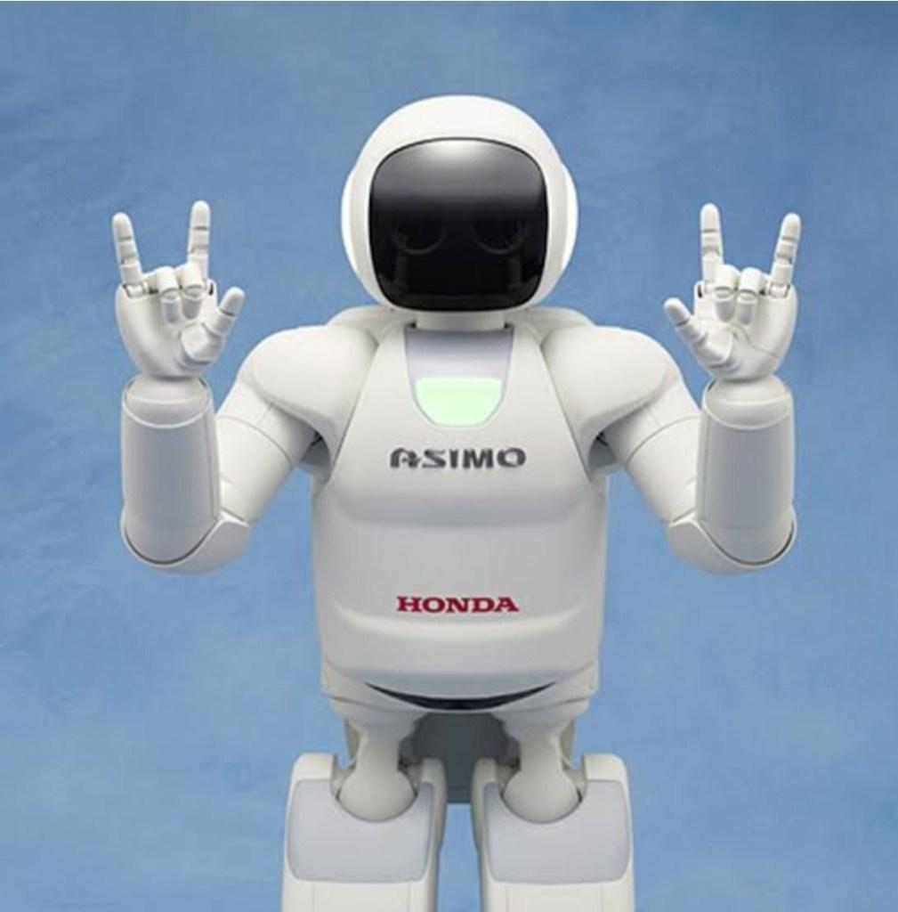 Asimo, Robot Pintar Honda Genap Berusia 20 Tahun
