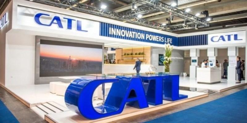 Produsen Baterai CATL Siap Bangun Pabrik Di RI Mulai 2021