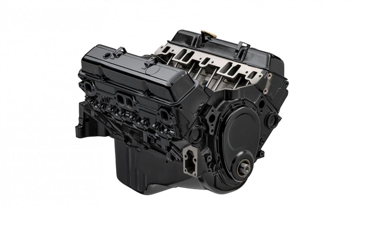 Chevrolet Performance 350/265, Mesin Small-Block V8 Versi Paket Hemat