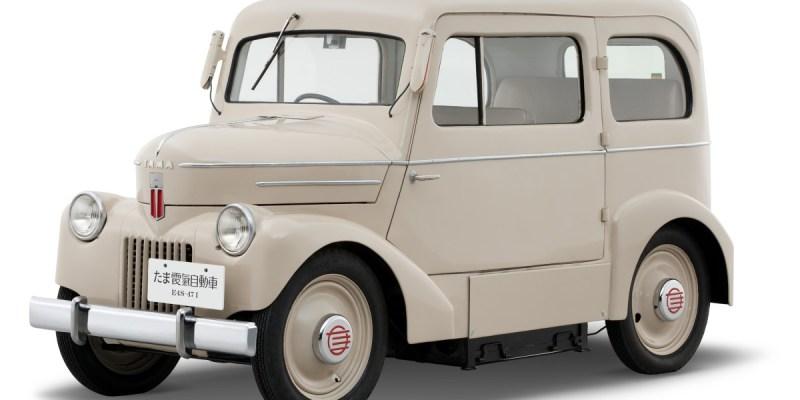 Tama Electric Vehicle, Mobil Listrik Perdana Nissan