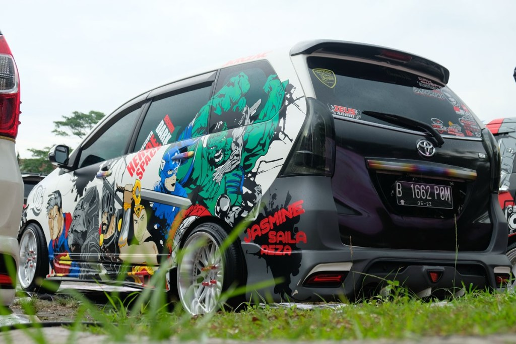 74 Peserta Padati 'Car Contest Modification' Tangerang