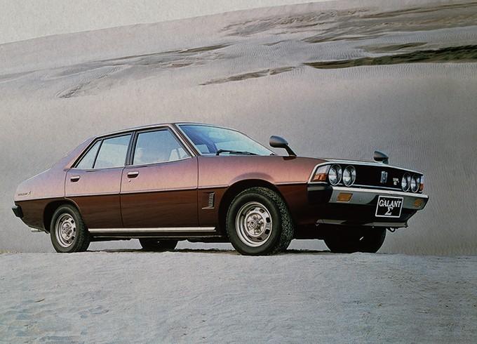 Inilah Enam Mobil Mitsubishi Legendaris Selama Lima Dekade