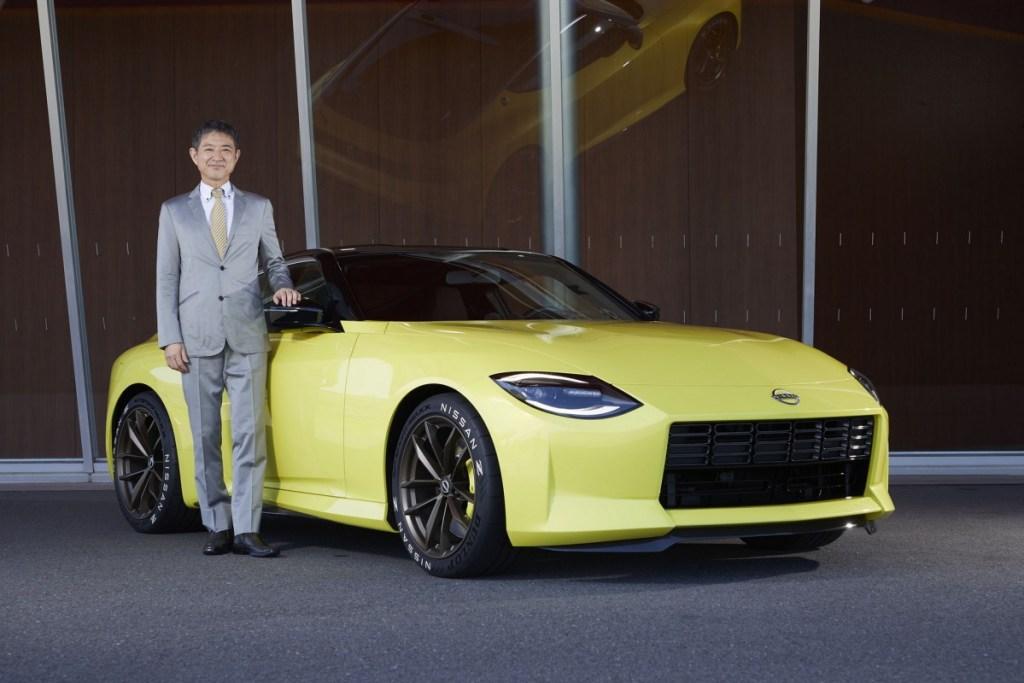 Nissan Z Sport Coupe Wujudkan Impian Hiroshi Tamura, Kepala Pengembangan NISMO & GT-RR