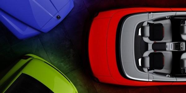 Tiga Pilihan Warna Shocking Untuk Jajaran Rolls-Royce Black Badge