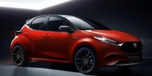 Usung Teknologi Hybrid Toyota, Generasi Mazda 2 Di Eropa Akan Pakai Basis Yaris Hybrid
