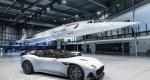 Aston Martin DBS Superleggera Concorde Mulai Masuk Jalur Produksi