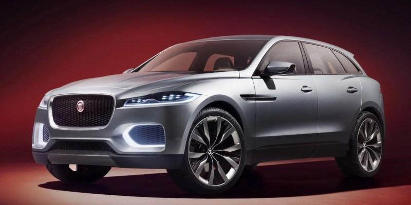 Jaguar Siapkan J-Pace Untuk Mengalahkan Tesla Model X