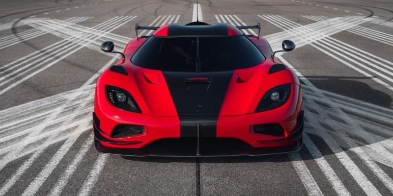 Lebih Agresif, Ini Modifikasi Resmi Koenigsegg untuk Agera RS Refinement