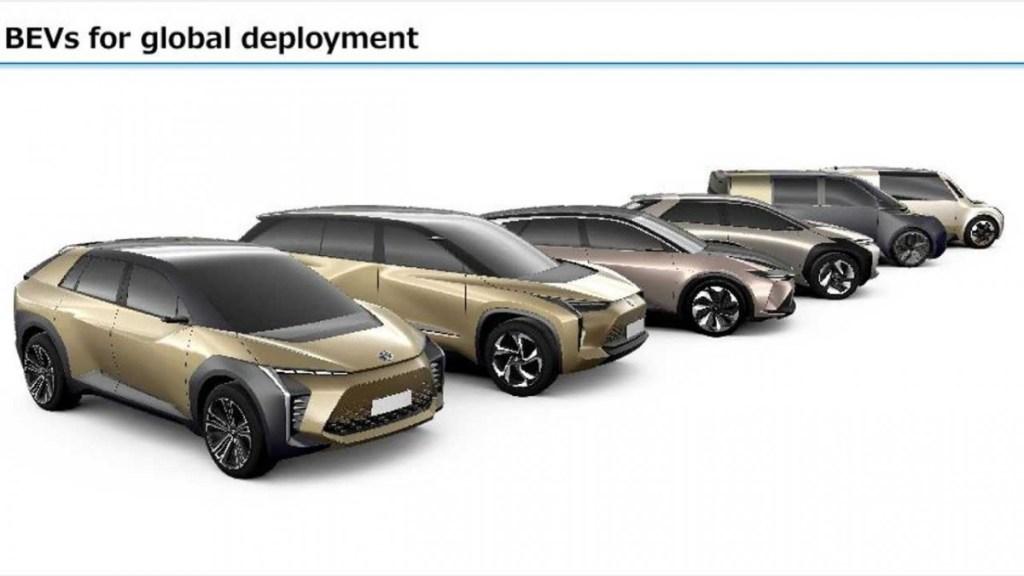 Toyota Siap Luncurkan SUV Listrik Pakai Platform e-TNGA
