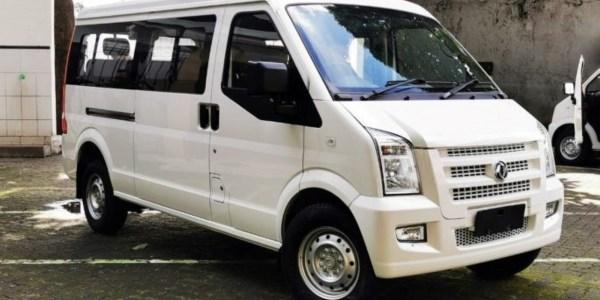 DFSK Gelora Versi Minibus Meluncur Dengan Harga Terjangkau