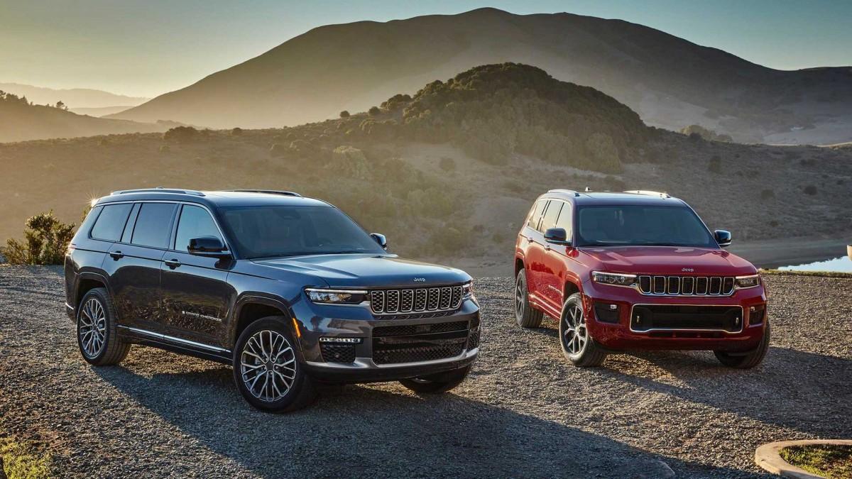 Sistem 4WD Pada Jeep Grand Cherokee L 2021 : Begini Cara Kerjanya