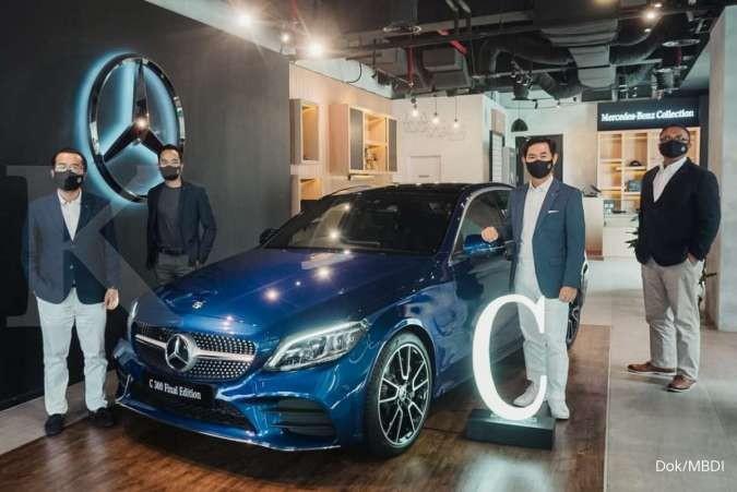 Mercedes Indonesia Luncurkan Dua Varian C-Class Final Edition