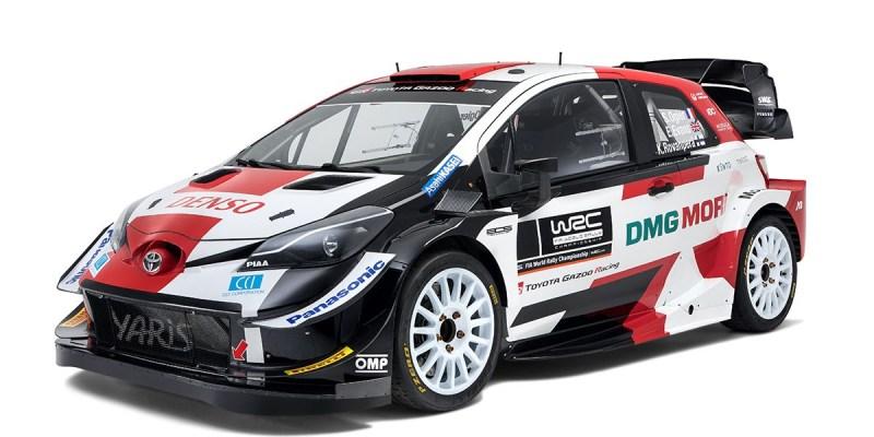 Gazoo Racing Kembangkan Toyota Yaris Untuk WRC