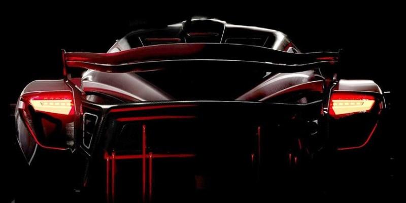 Picasso PS-01, Supercar Asal Swiss Yang Siap Debut Tahun Ini