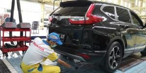 Dukung Pemerintah, Honda Siapkan Fasilitas Uji Emisi Gratis Di 23 Dealer Area DKI Jakarta