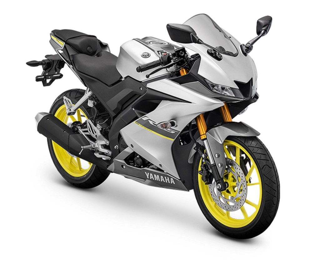 Yamaha R15 Hadir dengan Warna Baru di Awal Tahun 2021