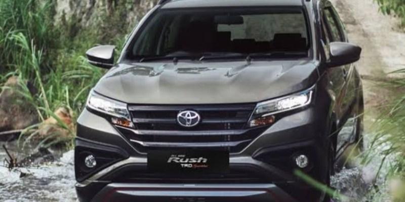 Toyota Raih Posisi Market Leader Sepanjang 2020