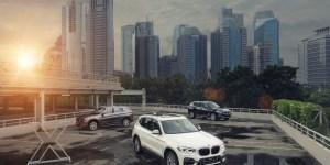 Tiga BMW X Versi CKD Meluncur Dengan Tampilan dan Fitur Terbaru