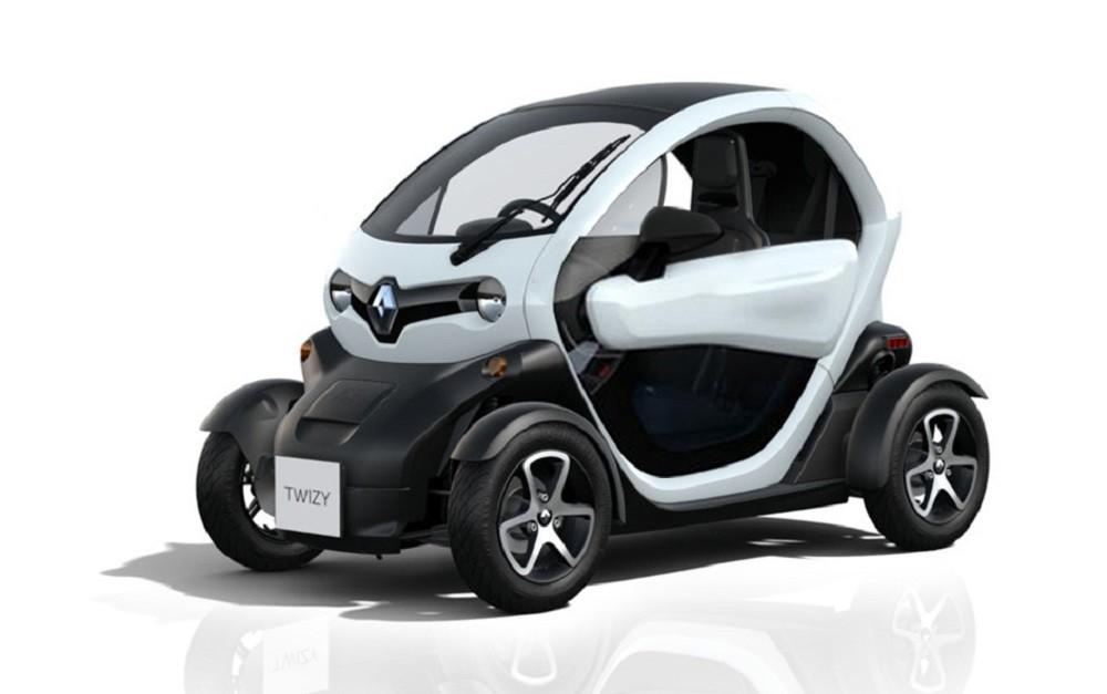 Renault Twizy Resmi Dijual di Indonesia, Hanya 30 Unit