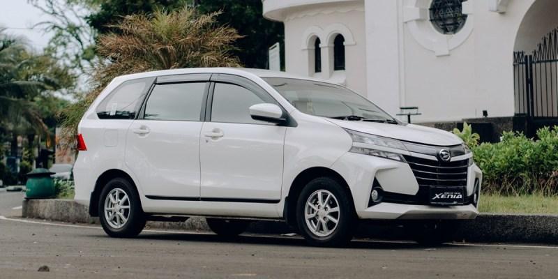 Semakin Dewasa, Daihatsu Xenia Berusia 17 Tahun di Indonesia