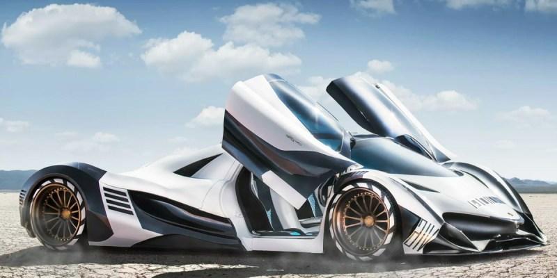 Inilah Tujuh Hypercar Tercepat Tahun 2021