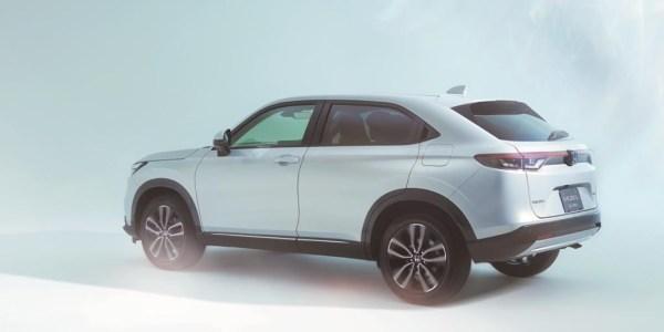 All New Honda Vezel Meluncur, Andalkan Mesin Berteknologi Hybrid